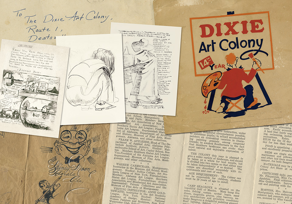 Dixie Art Colony