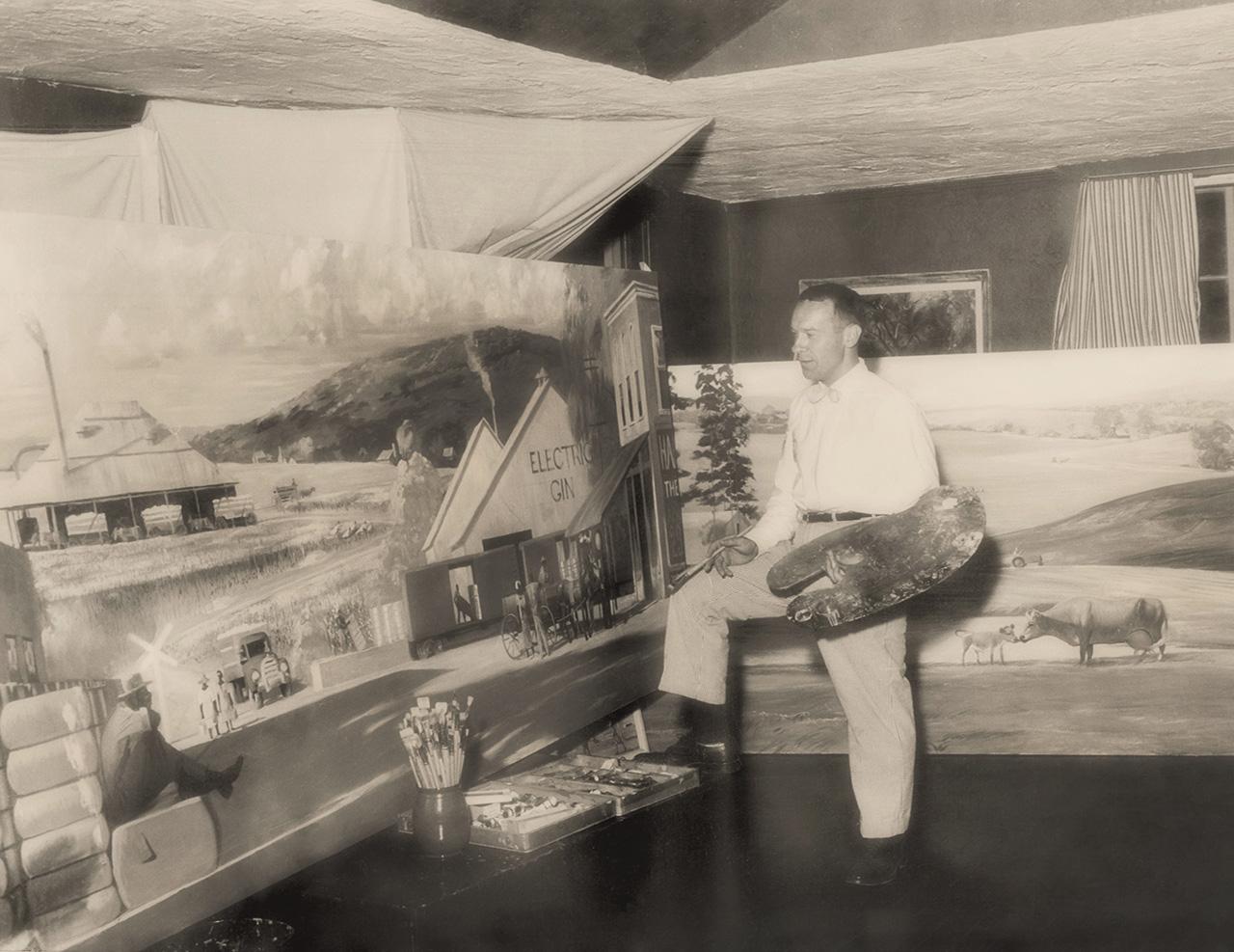 Dixie Art Colony Foundation